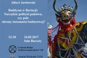 Albert Jawłowski Buddyzm w Buriacji: Narzędzie polityki państwa, czy pole obrony tożsamości kulturowej?