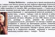 Unikalne publikacje Bohdana Bielkiewicza
