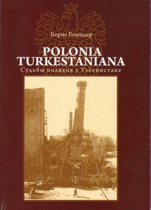 Polonia Turkestaniana - okładka